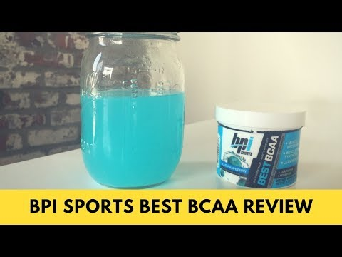 Bpi Sports Best Bcaa Review What Are Peptide Bonded Bcaas Barbend