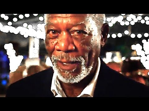 JUST GETTING STARTED Trailer ✩ Morgan Freeman, Tommy Lee Jones Comedy (2017)
