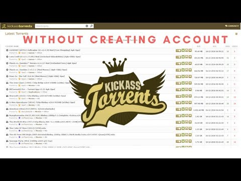 How to download torrent from kickasstorrent.cr for free
