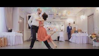 Свадебное танго. Страстно и романтично!