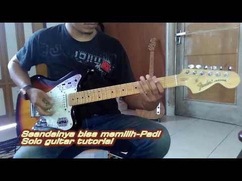 seandainya bisa memilih (PADI) solo guitar tutorial