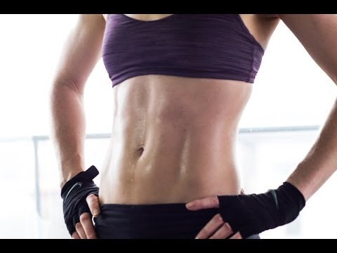 500 Calorie Total Body HIIT workout (NO equipment needed) PLUS Bonus 8 minute AB CHALLENGE!