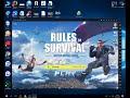 Rules of Survival Türkçe - Bilgisayardan Nasıl Oynanır ve Nasıl FPS Arttırılır?