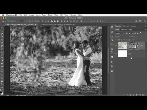 Photoshop Tip 10 Of 28: Paste On Layer Mask