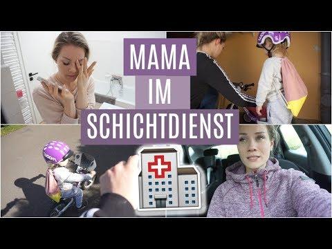"""arbeits--und-mamaalltag-❘-frühschicht-❘-schneller-""""dutt""""-❘-mslavender"""