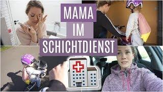 """ARBEITS- und MAMAALLTAG ❘ Frühschicht ❘ Schneller """"Dutt"""" ❘ MsLavender"""