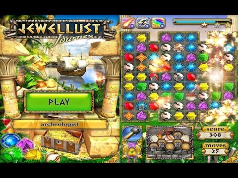 Jewellust Journey Preview HD 1080p