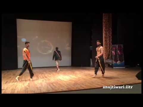 Boys Ramp Walk - 2, Cautley Bhawan Cultural Day, Indian Institute of Technology Roorkee