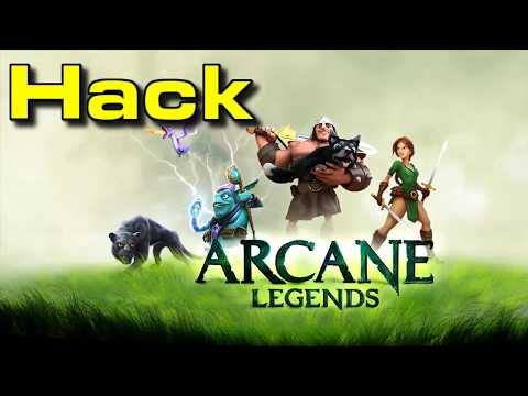Arcane Legends Hack & Cheat (Android, IPhone, IPad) UPDATE! 2017