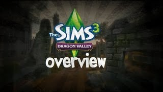 Sims 3 Store: Dragon Valley Overview