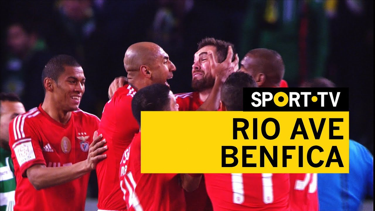 Rio Ave X Benfica 21 Março 18 00 Sport Tv Youtube