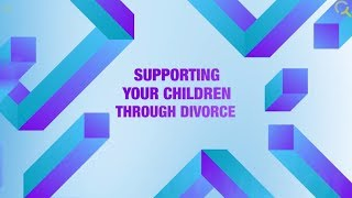 How to help your children when you're going through divorce ?