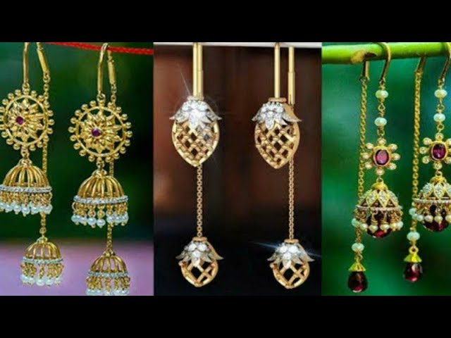 10 Sui Dhaga Earrings тАУ Absolutely Stunning Designs