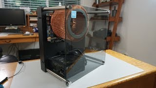 Building a Fully Silent Fanless PC - Thermaltake Core P1