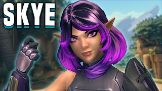 My Favourite / Best Paladins Champ! The Loki Of Paladins! - Paladins Skye Gameplay