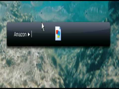 Use Launchy to Search Amazon from Your Desktop