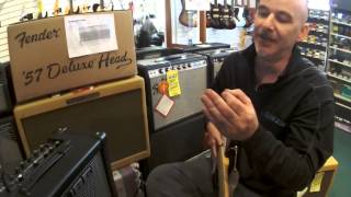 B Street Music - Roland Cube 40GX Demo with Jeremy Gardner from Roland US