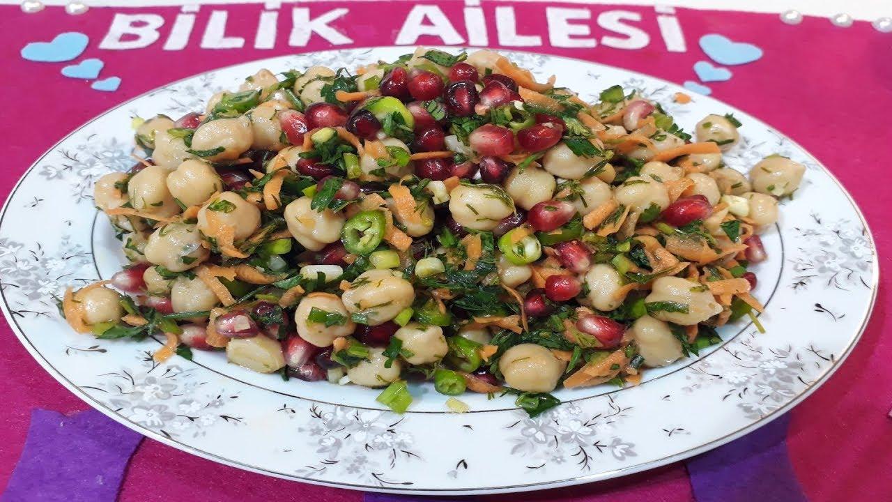 Ballı karışık salata tarifi