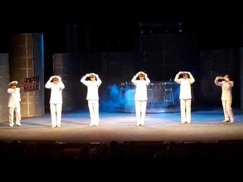 Отрывок спектакля Ледис найт. Донецкий драмтеатр
