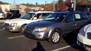 Used Subaru Outback Buying Guide