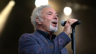 Tom Jones - Tower Of Song - live at Eden Sesisons 2016
