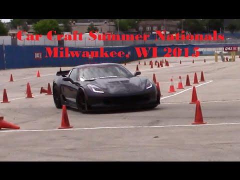 Car craft magazine summer nationals 2015 milwaukee wi for Craft fairs milwaukee wi