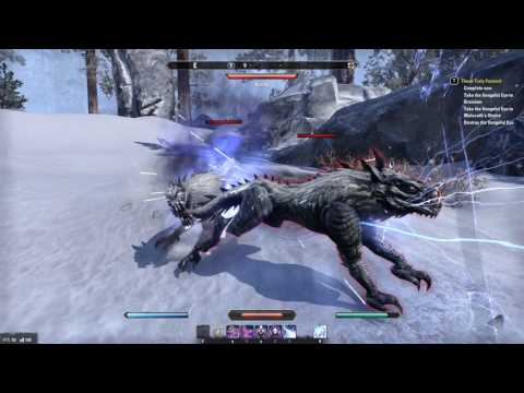 ESO those truly favored part 2