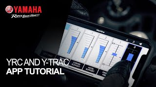 Your Yamaha YRC & Y-TRAC Systems Tutorial