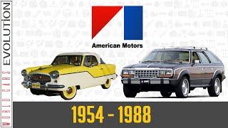 W.C.E.-AMC Evolution (1954 - 1988)