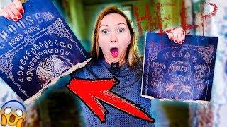 ПРИЗРАК В МОЕМ ДОМЕ ЭТО КОНЕЦ ВЫЗЫВАЮ ДУХОВ В ПРОКЛЯТОМ ДОМЕ | Книга Ведьм #20