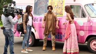 Makings of Sardaarji 2 | Part 2 | Diljit Dosanjh, Sonam Bajwa, Monica Gill