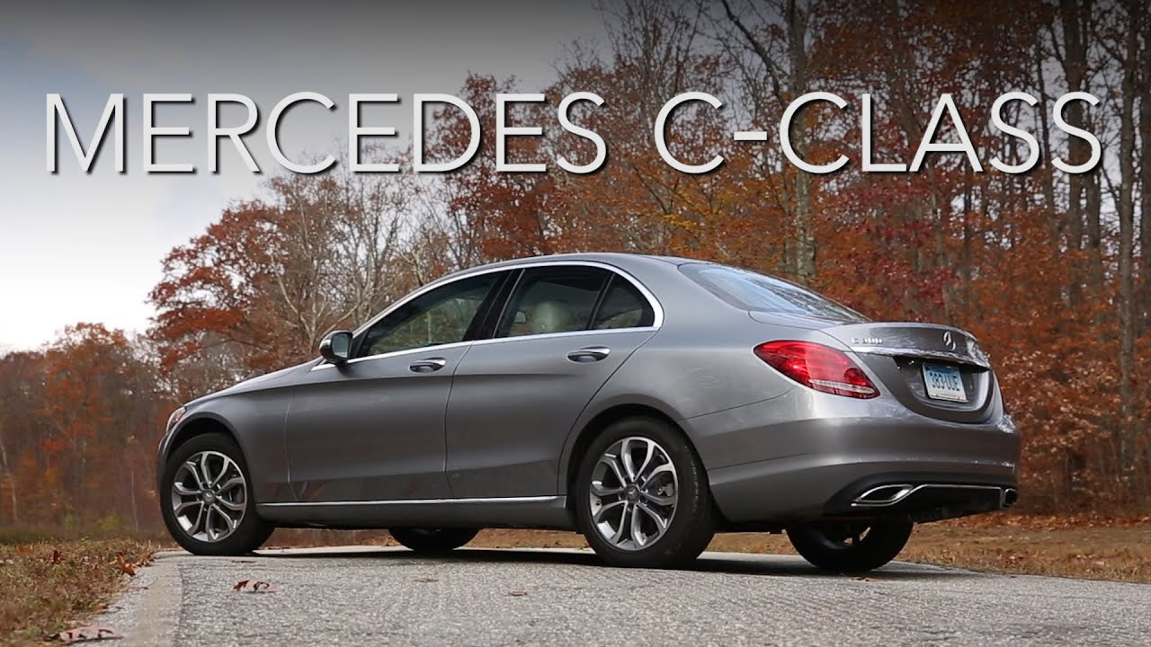 2015 Mercedes-Benz C-Class Quick Drive | Consumer Reports