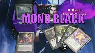 Video MTG - Modern Mono Black Control - 8 Rack Discard Deck With Liliana - Magic: The Gathering download MP3, 3GP, MP4, WEBM, AVI, FLV September 2018