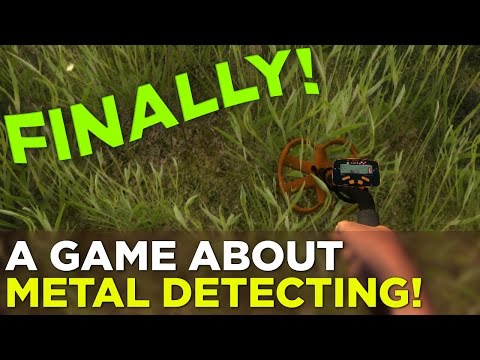 Serious Metal Detecting GAMEPLAY — Polygon Plays