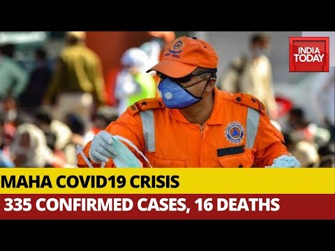 Maharashtra Continues To Be Worst Affected With 335 Confirmed Covid19 Cases With 16 Deaths