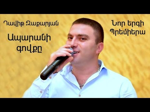 Davit Zaqaryan - Abarani govq