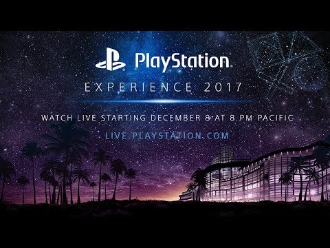 PlayStation Presents - PSX 2017 Opening Celebration | English