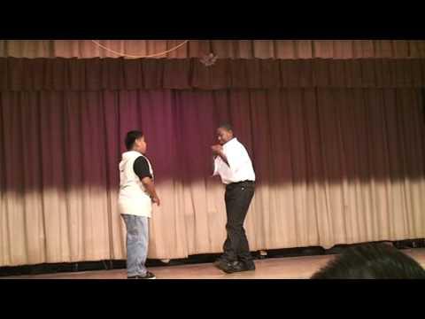 Eden Gardens Elementary Talent Show - YouTube