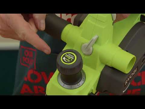Get to know your Electric Planer - D.I.Y Basics at Bunnings