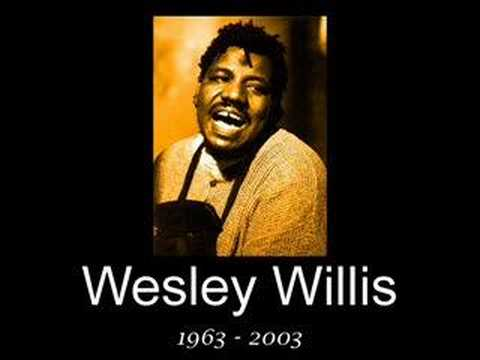 Wesley Willis Suck A 82