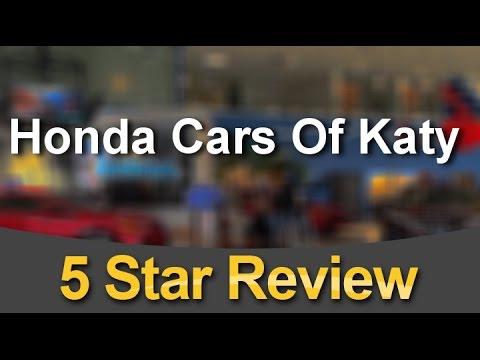 Honda Cars Of Katy Reviews By Lynn R Youtube