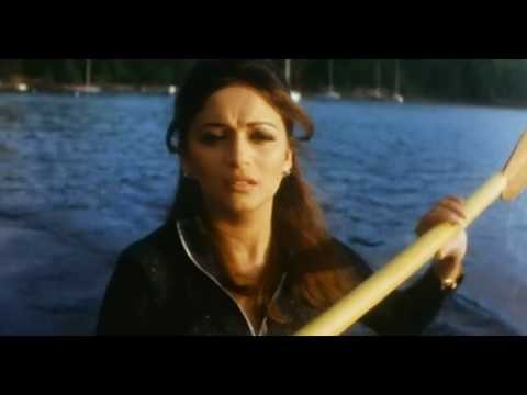 Madhuri Dixit Hottest Kiss and Bed Scene From Bollywood