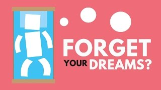 Why Do We Forget Our Dreams?...