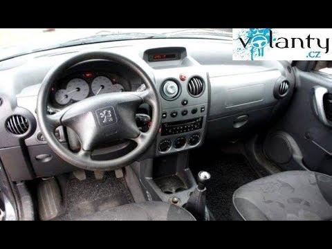 Démontage du volant Airbag Peugeot Partner - Citroen Berlingo - FULL