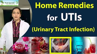 Top 7 Home Remedies for UTIs ( Urinary Tract Infections)