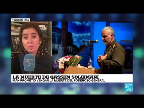 informe-desde-teherán:-irán-prometió-vengar-la-muerte-del-general-soleimani