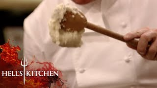 Amateur Chef Can't Make MASHED POTATOES | Hell's Kitchen