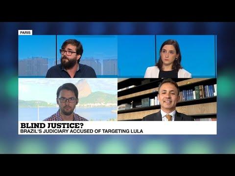 Blind Justice? Brazil