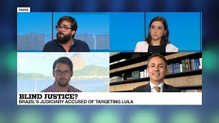 Blind Justice? Brazil's Judiciary accused of targeting Lula