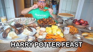 How to cook a HARRY POTTER FEAST